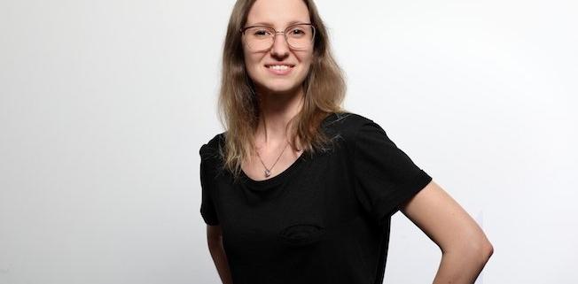 Natalia - Auszubildende Software Entwicklerin