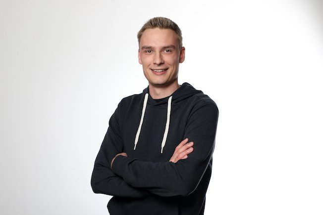 Niklas - Software Entwickler