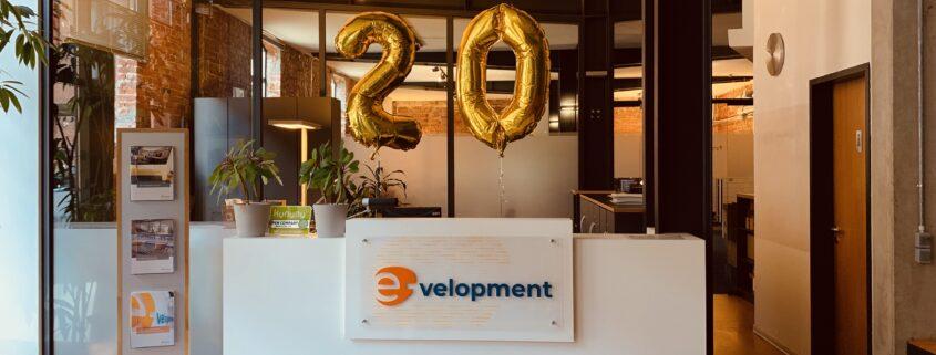 20 Jahre e-vel
